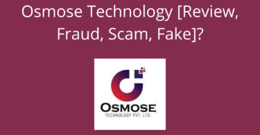 What is Osmose Technology Private Limited(osmarket)? [Review, Fraud, Scam, Fake]