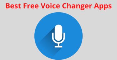 Best Free Voice Changer Apps