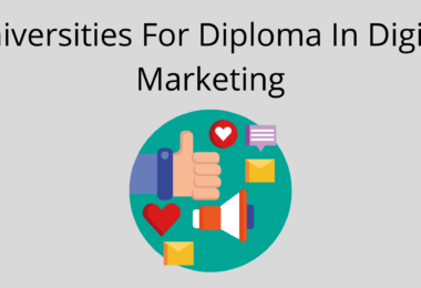 Global Institutes (University) For A Diploma In Digital Marketing