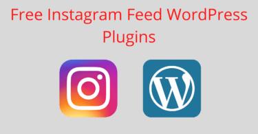 Instagram Feed Free WordPress Plugins