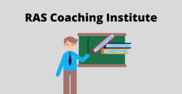RAS Coaching Institute