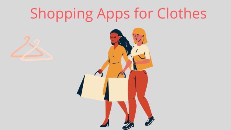 Shopping Apps for Clothes India