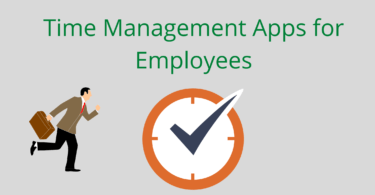 Time Management Apps for Employees
