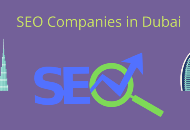 SEO Companies in Dubai