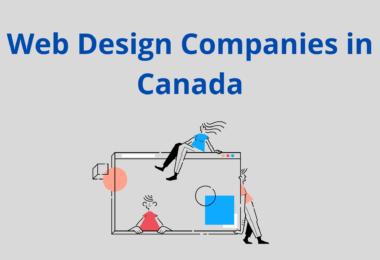 Web Design Companies in Canada
