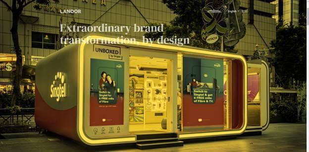 Landor & Fitch-Logo Design Companies In New York